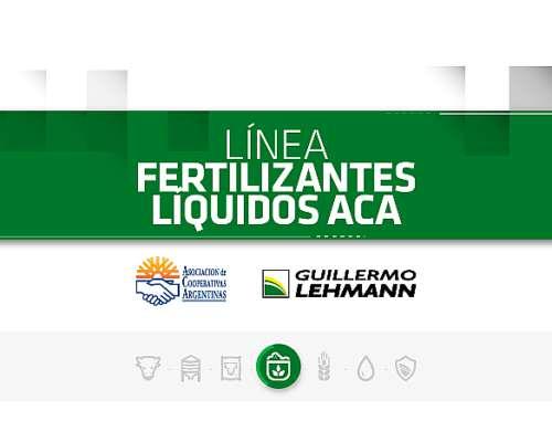 Fertilizantes Líquidos - Línea ACA
