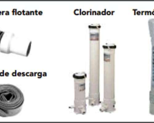 Accesorios Para Bombas Y Piletas De Natación Agroads