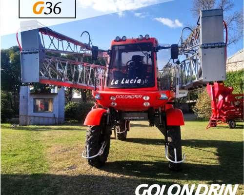 Pulverizadora Reacondicionada Golondrin DLX 2011
