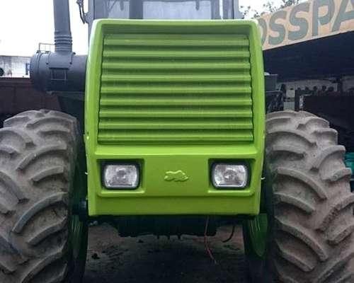 Tractor Articulado Zanello 540c Motor Cumins