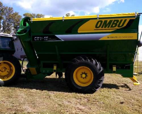 Ombu CRV-15 Completa Nueva