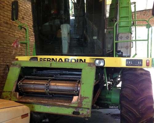 Cosechadora H 2120 Bernardin
