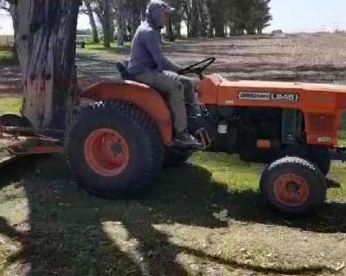 Tractor Fiat-kubota 24 HP