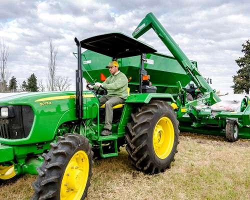 Tractor John Deere 5075e