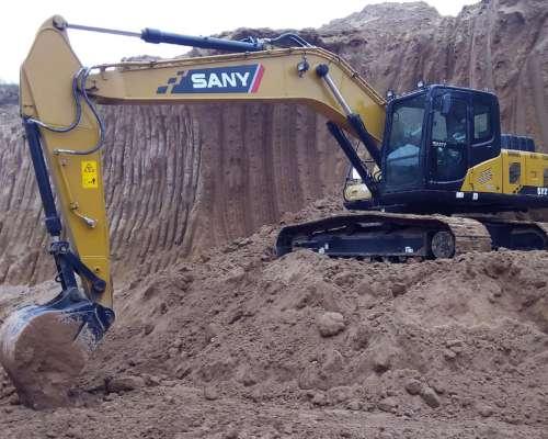 Excavadora Sany Sy215c de 21 Toneladas