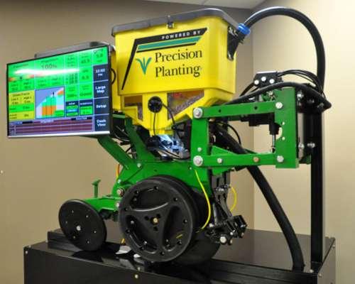 Precision Planting V-set + V-drive + Smart Firmer