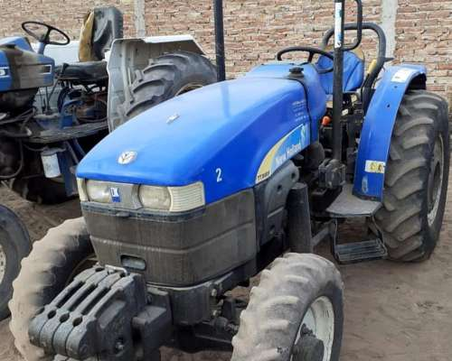 Tractor New Holland TT3840 4wd - Usado