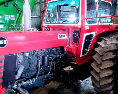 Tractor Massey Ferguson 1098, muy Buen Estado