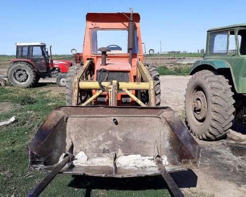 Tractor Zanello V210 con Pala