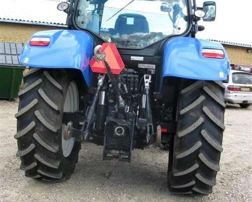Tractor New Holland T6030 Elite con Cargador