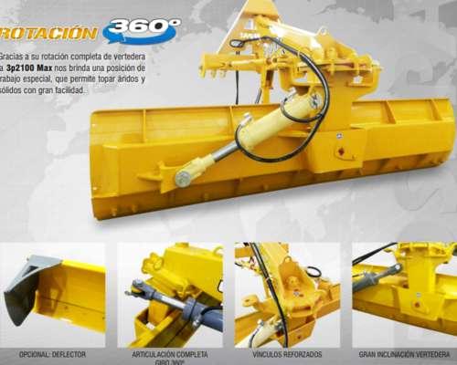 Niveladora Hidraulica 3 Puntos