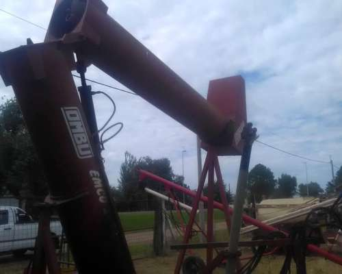 Extractora de Granos Marca Ombu