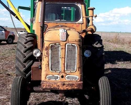 Tractor Fiat 780, Simple Tracción, Bolivar