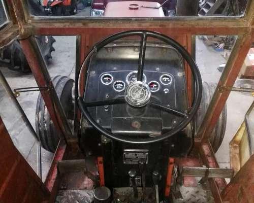 Massey Ferguson 1195 D. Comando Motor Fase 4