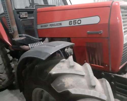 Tractor Massey Ferguson 650