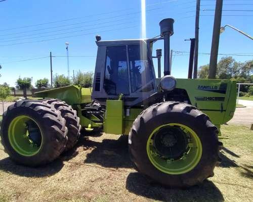 Tractor Zanello 540, 4500 HS. Buen Estado
