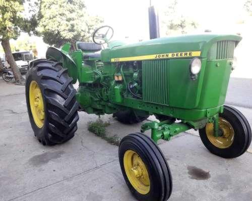 Tractor John Deere 2420 - Año: 1990
