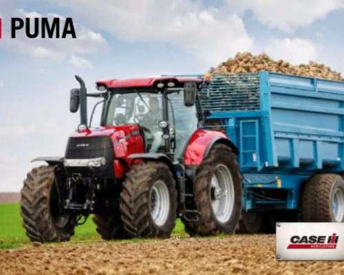 Tractor Case IH Puma 225 en Totoras