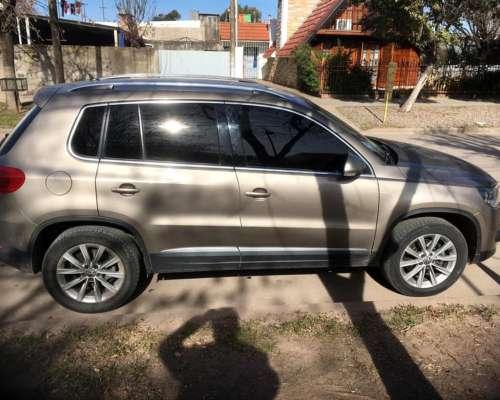 Camioneta Tiguan Año 2012
