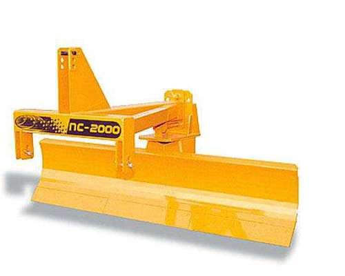 Niveladora de 3 Puntos Vagro NC-2000