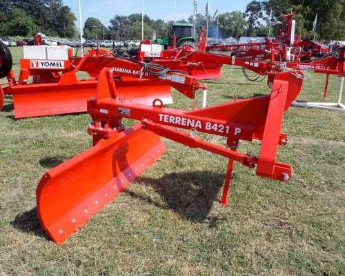 Hoja Niveladora Terrena 8421 Mecánico o Hidráulico - Yomel