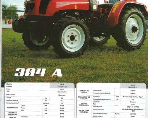 Tractores Hanomag 304a 2019 Precio Final