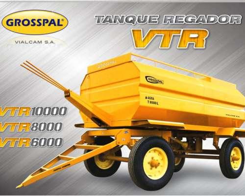 Acoplado Tanque Regador VTR - Grosspal