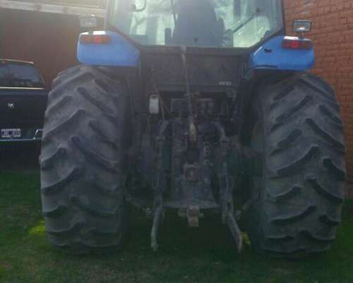 New Holland TM 7020 e año 2008- Oferta