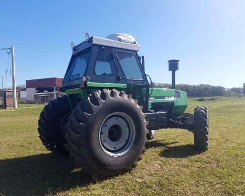 Tractor Deutz Fahr AX 4.140 Zincron Restaurado Motor 0hs