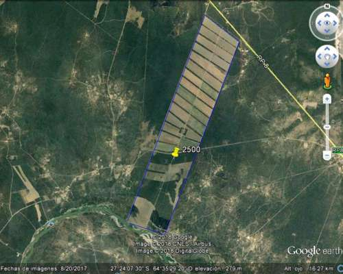 Importante Estancia Agricola-ganadera Llave en Mano
