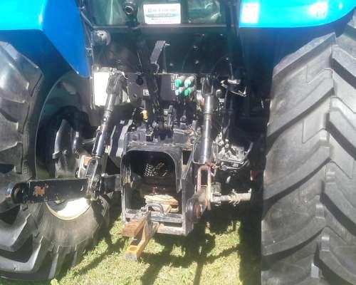 Tractor New Holland TD5.110 con Pala o Martin