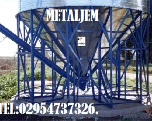 Pagina Oficial Colonia Menonita.silos Metaljem