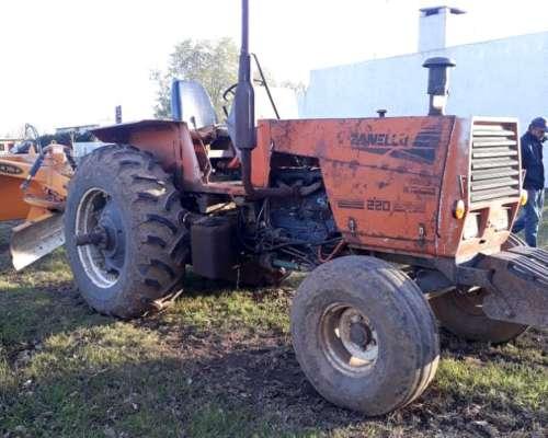 Tractor Zanello 220 Modelo 1994