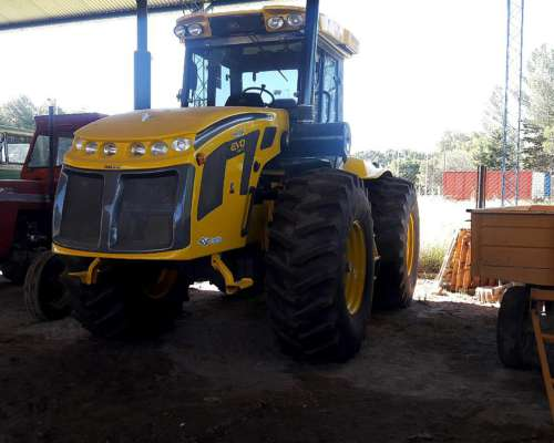 Tractor Pauny 540 Linea EVO Rodado 25.5x32 Centro Cerrado