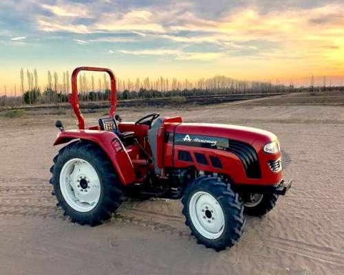 Tractor Hanomag 604a Agrícola