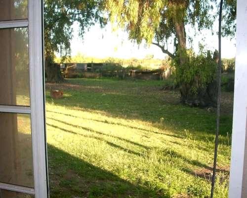 Vendo -- Hermoso Campo 7 Has. Casa Nueva