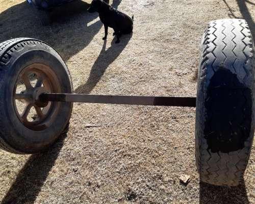Ejes Completos de Tolva para 8.000kg