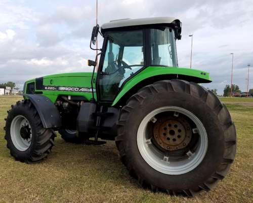 Agco Allis 6.220 Impecable Cabina Original con Aire
