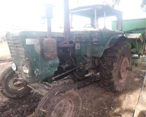 Tractor Deutz a 65, San Vicente