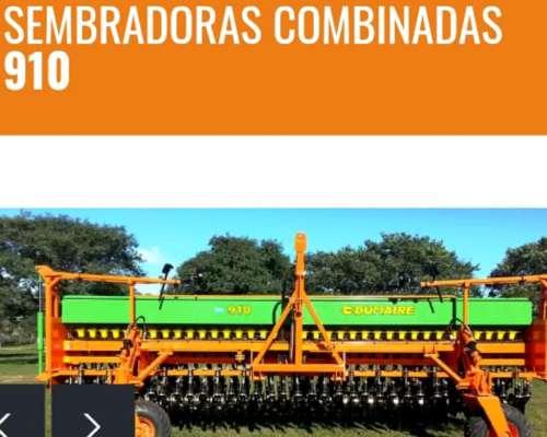 Sembradoras Dumaire 2019 Oficial en Navarro 710