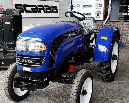 Tractor Lovol TE250 Tres Puntos Mecánico Parquero / Agricola