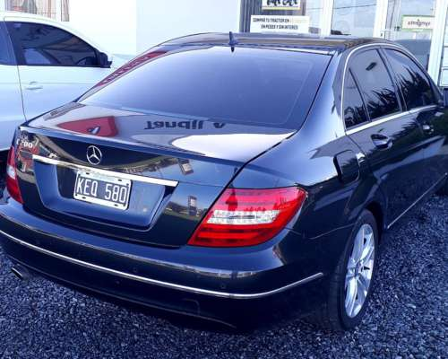 Mercedes Benz C200 Blue Efficiency