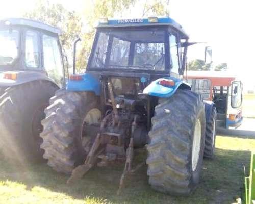 New Holland TM140 - 2006- con 3 Puntos - muy Bueno