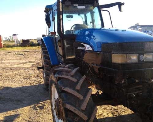 New Holland TM 125 - 3000 Hs Reparado - Oferta Contado