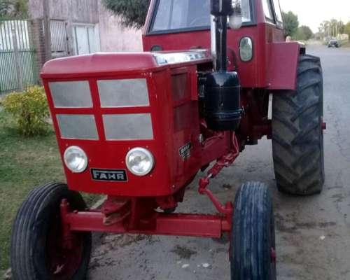 Tractor Deutz a 86 Motor 2114 Direccion Hidraulica