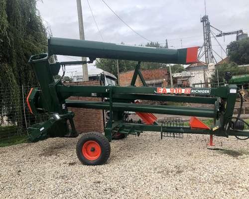 Extractora de Granos Richiger EA 910