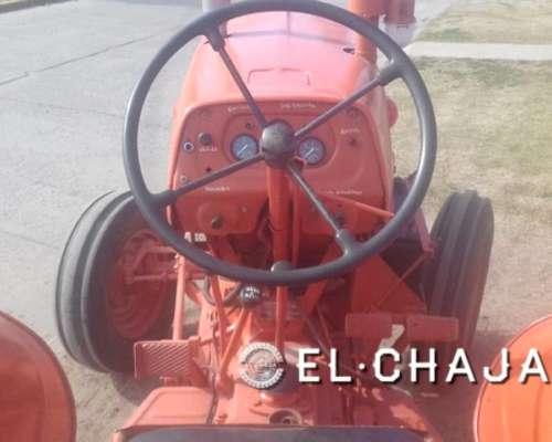 Tractor Fiat Superson 55 con Ruedas Traseras 16.9-28-.