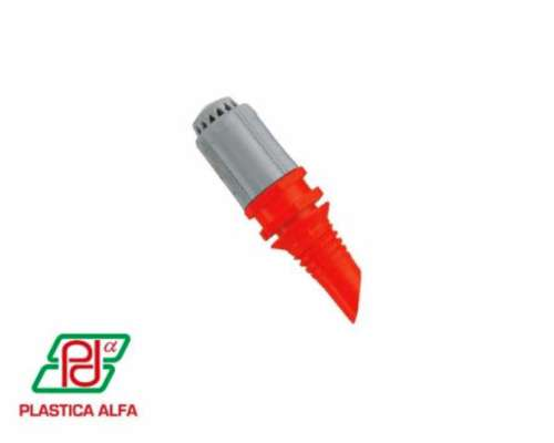 Microjet 180° (red. 1.5mm 90l/h) - sin Base Plástica Alfa