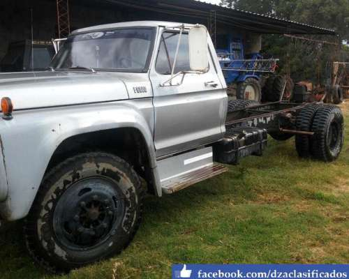 Ford F- 6000 .