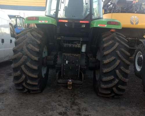 Tractor Agco 6.220 Motor Reparado a Nuevo Cubiertas Nuevas